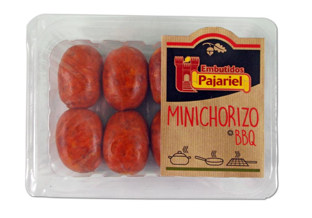 Choricitos 180g