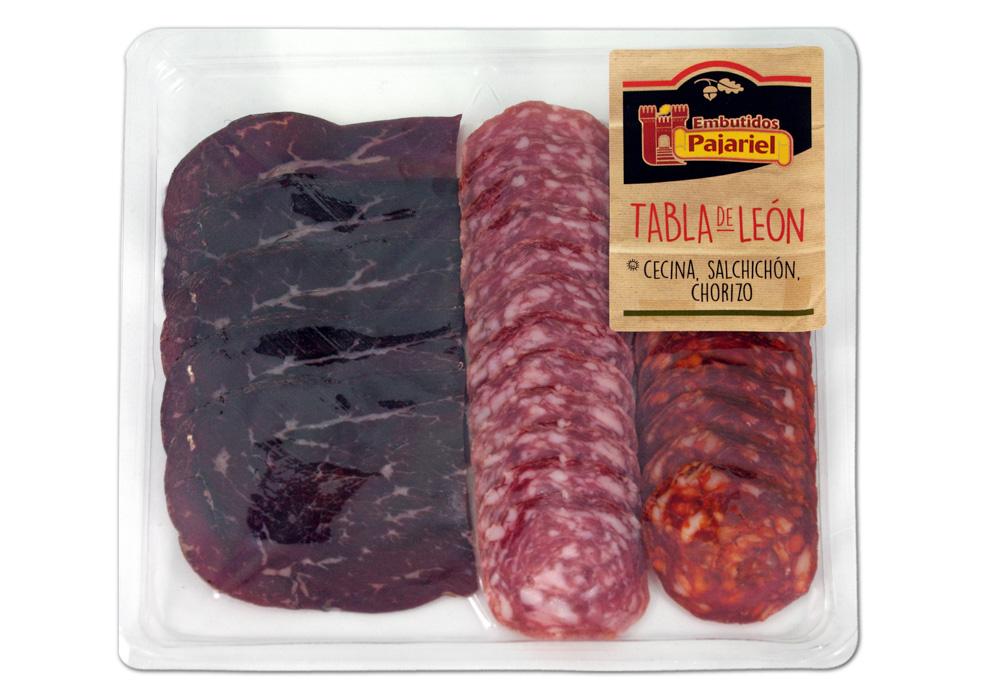Tabla de León