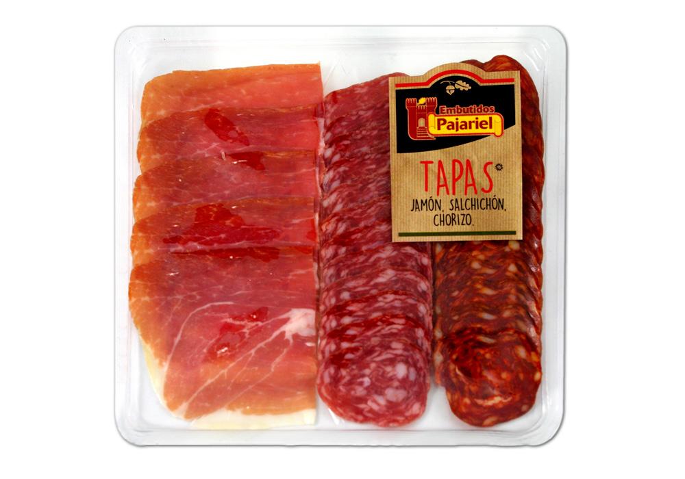 Tapas jam-salch-chorizo